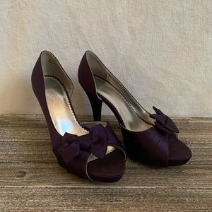Michelangelo purple heels